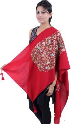 Jaipur Vogue Embroidered Cotton Women's Stole