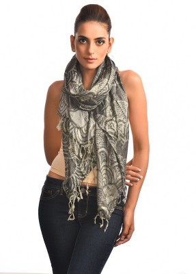 DC Concepts Woven Viscose Women's Scarf