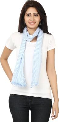 Sunsilk Enterprises Striped Cotton Women's Scarf