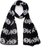 Add to Style Solid Fabric Women's Scarf