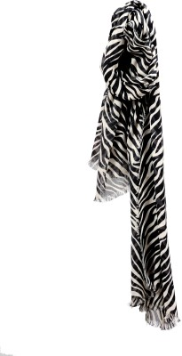 COURTLY LOVE Printed Polyester Women's Stole