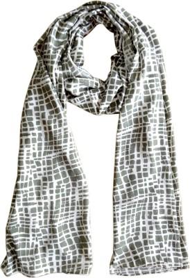 Hi Look Geometric Print Polyester Women,s