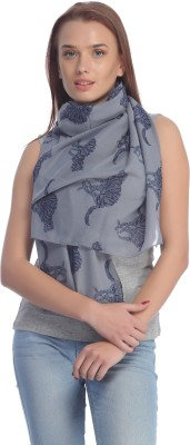 Cool Threads Animal Print POLYESTER Women's Scarf
