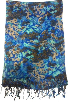 Rangbharey Animal Print Viscose Women's Stole