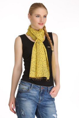Cool Threads Printed 100% Cotton Women's Scarf