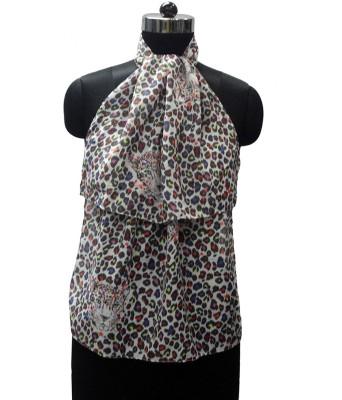 Otua Animal Print Polyester Women's Scarf