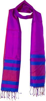 Vasstram Solid Silk Women's Stole