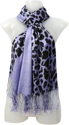 Muumuu Animal Print Cotton Blend Women,s Stole