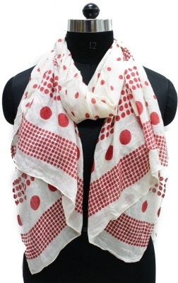 Get Wrapped Printed Viscose Women's Stole