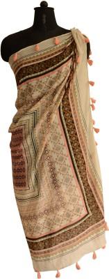 Jupi Geometric Print Polyester Women's Scarf