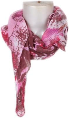 Trendif Printed Spun Polyester Women's Scarf