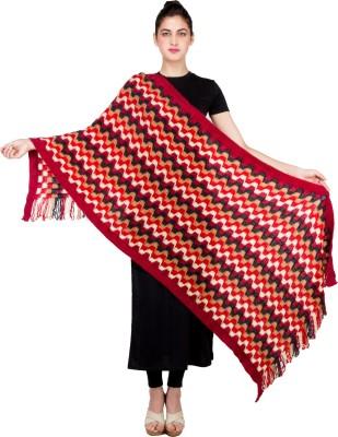 BrandTrendz Solid Woolen Women's Stole