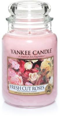 Yankee Candles Fresh Cut Roses
