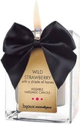 Bijoux Indiscrets - Wild Strawberry Massage Candle