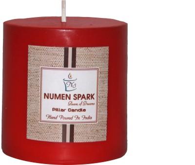 Numen Spark Amour Rose Scented Pillar (3
