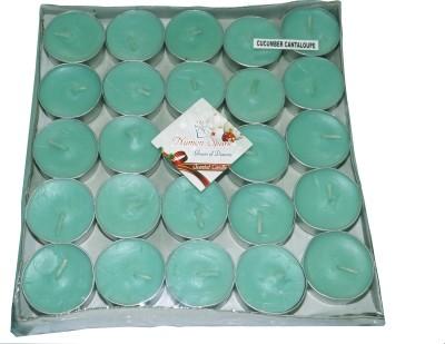 Numen Spark CUCUMBER TEA-LIGHT CANDLE(Pack of 50)