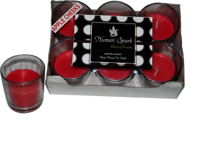 Numen Spark Amour Rose Votive Candle (pack of 6)