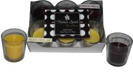 Numen Spark Antique Sandalwood - Chocoholic Dual Scent Votive Candle (pack of 6)