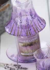 Yankee Candles Lavender New Spring