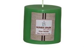 Numen Spark Cucumber Cantaloupe Scented Pillar (3