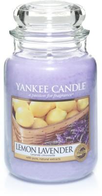 Yankee Candles Lemon Lavender