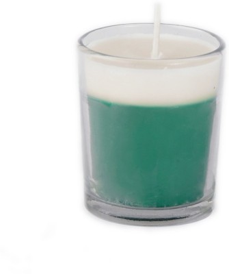 Resonance Santa in Green Apple Aroma Scented Natural Wax Candle