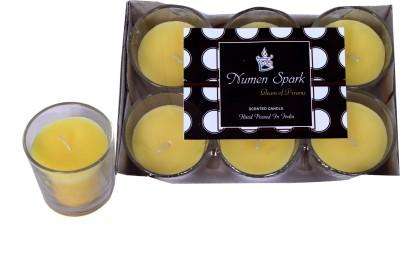 Numen Spark Antique Sandalwood Votive Candle (pack of 6)