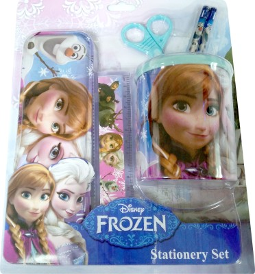 Frozen Disney School Set