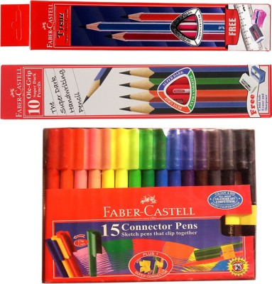FABER-CASTELL School Set