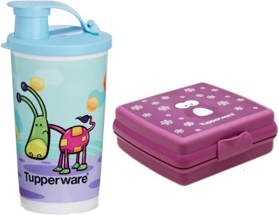 Tupperware Penguin School Set