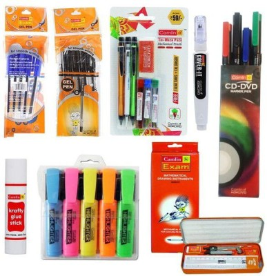 Camlin Exam Pack School Set