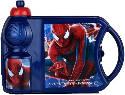 Spiderman School Set