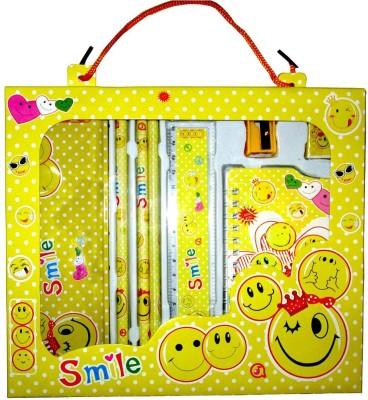 WebKreature Smiley School Set
