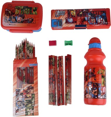 Marvel School Set