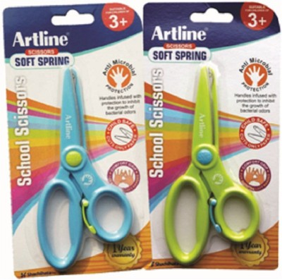 Artline Sachihata Left Handed Paper Scissors Scissors