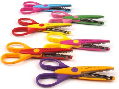 Shopaholic 1606-6 Left & right handed Art & Crsft Scissors Scissors