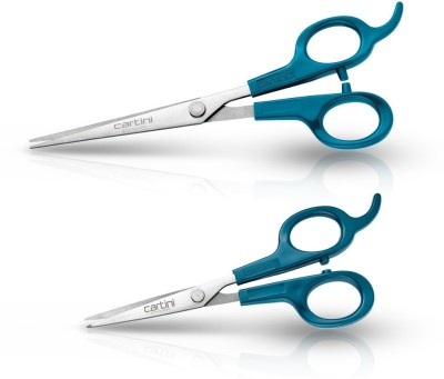 Cartini VR6805 Left Handed:: Right Handed Stylish Cut Scissors::Trendy Cut Scissors Scissors