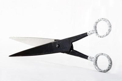 Shalimar Hair Cutting Right Handed Hair Cutting Scissors