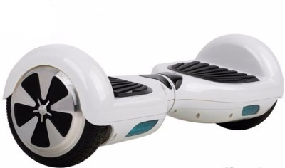 Emob Hover board with RGB LED Light Electric Drifting Board Speedway Bluetooth Music Speaker with ABS Feature Self Balance Wheel E-Scooter Scooter