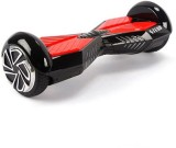 STEGO S2 Black Red Electric Scooter (Bla...