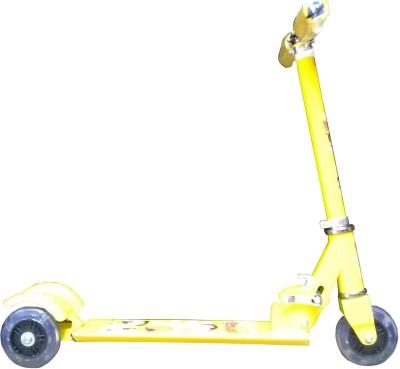 Viaan Chhota Bheem Manual Scooter