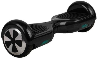 Gadget Decor HOVERBOARD - 2 Wheel Self Balancing Scooter with LED Lights - Hands Free Battery Powered Electric Motor - The Perfect Personal Transporter with Wireless Bluetooth Speaker- ,6.5, Scooter(SATIN BLACK)
