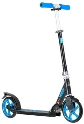 oxelo Scooter Town3 Blue Manual Scooter