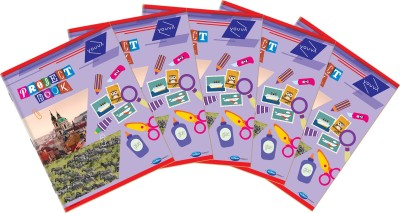 Youva School Project/Craft Making Theme,  Scrapbook Kit(DIY)