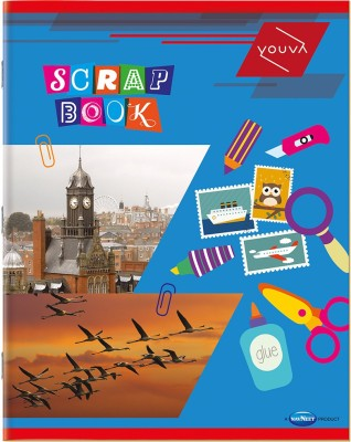 Youva School Project/Craft Making Theme,  Scrapbook Kit(DIY)