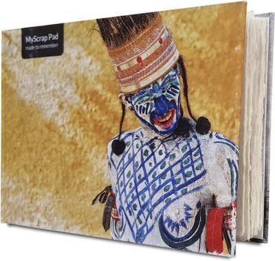 De Kulture Works Beherupiya Theme,  Scrapbook Kit