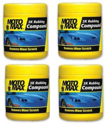 MotoMax Scratch Remover Wax