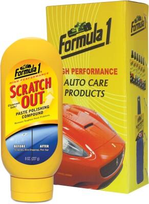 Formula 1 Scratch Remover Wax(227 g)