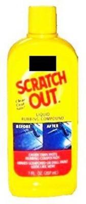W2W Scratch Remover Liquid