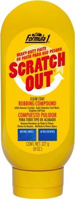 Formula 1 Scratch Remover Wax
